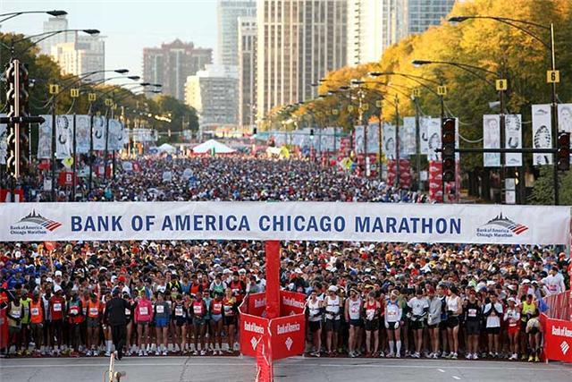 5 Things You Need to Know Before You Sign Up for the Chicago Marathon