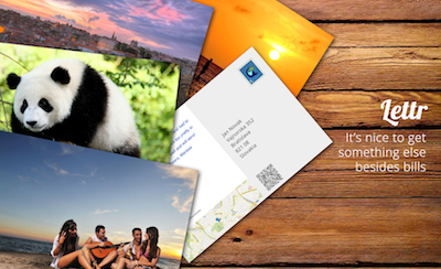 Send Postcards Directly from Your Smartphone With Lettr