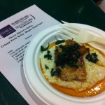 Sable Sample at Green City Market Chef Demo
