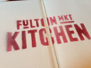 Taste Test: Fulton Market Kitchen