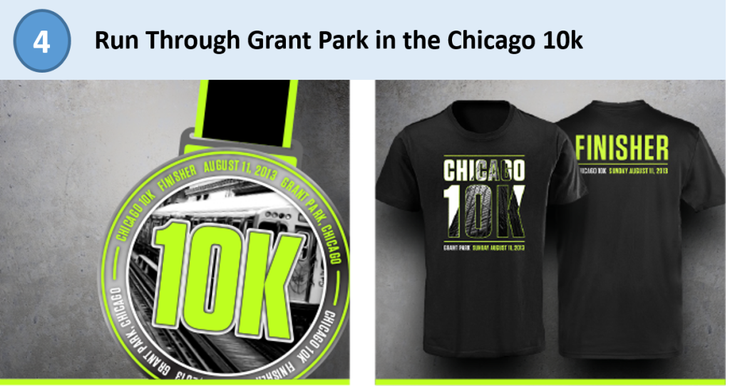 chicago race, chicago 10k, grant park race