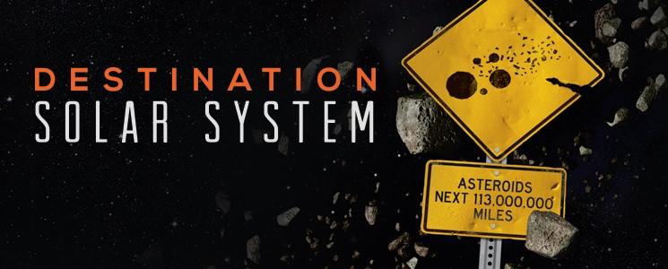 Adler Planetarium Destination Solar System