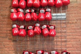 Kickbox Your Way into Shape at TITLE Boxing Club