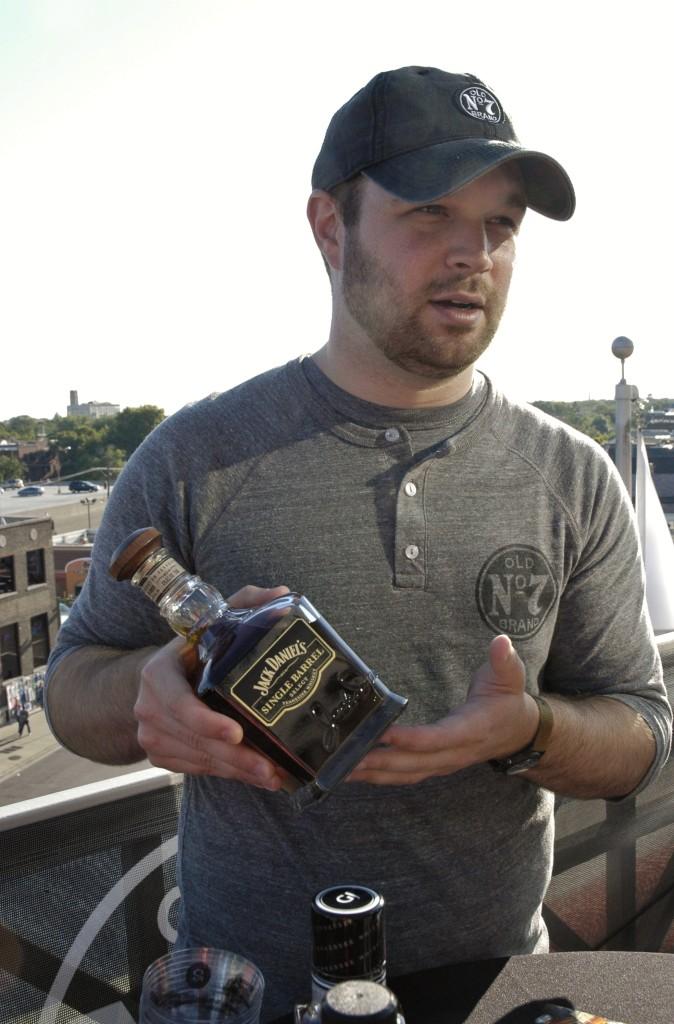 Chris Fletcher of Jack Daniel's