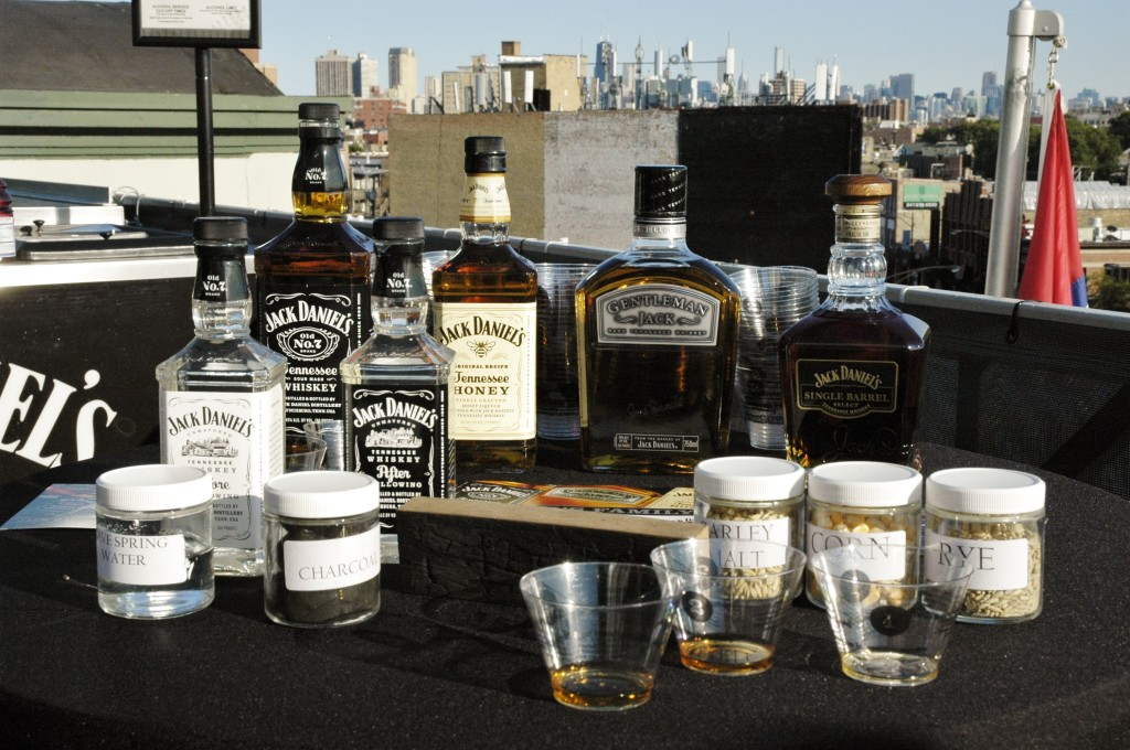 Jack Daniel's Whiskey at Wrigley Field