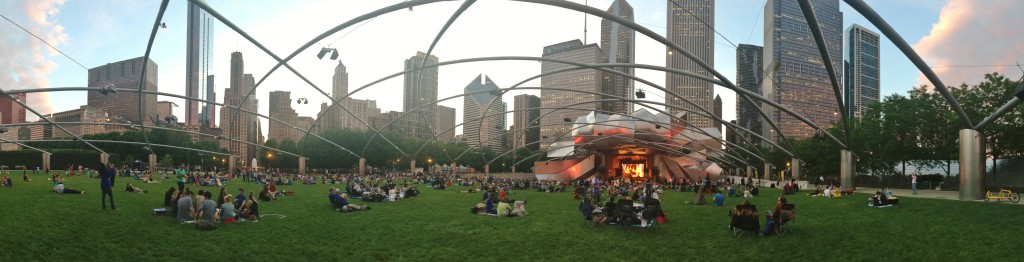 Millennium Park Concerts, Free Concerts Chicago, Loops and Variations