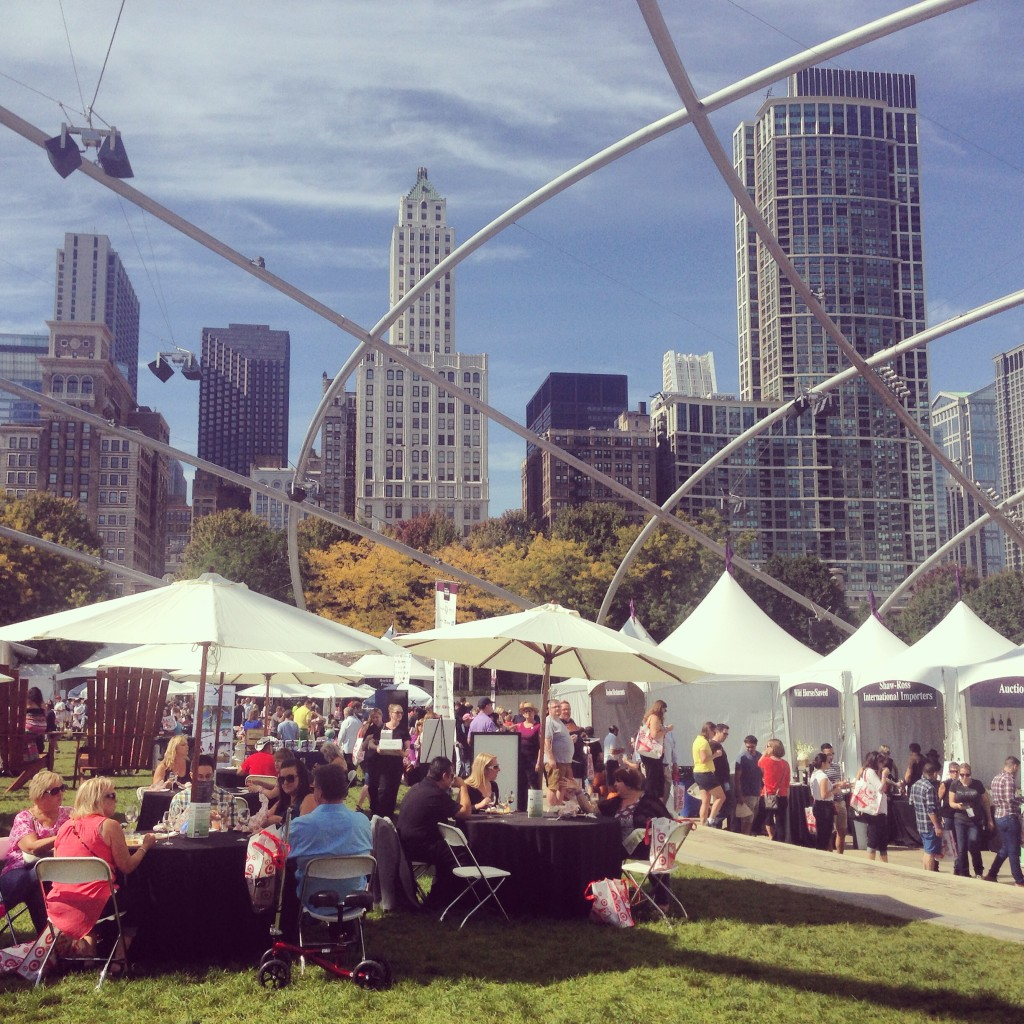 Chicago Gourmet - Lauren Fondriest