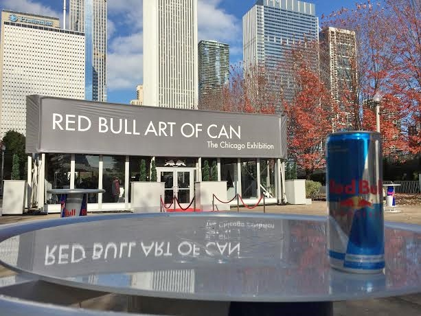 Red Bull Art of Can – Chicago Edition