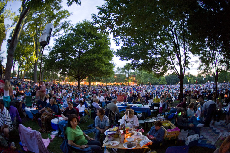 Celebrate Warm Weather This Summer with Concerts, Food, and Fun at Ravinia